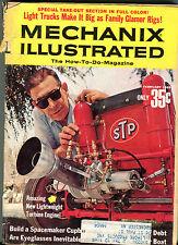 Mechanix Illustrated Magazine February 1969 Turbine Engine VG 040116jhe