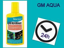 TETRA PH / KH MINUS 250ML REDUCES KH & PH