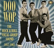Doo Wop: The Rock & Roll Vocal Group Sound [CD New]