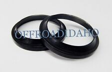 FRONT FORK TUBE DUST WIPER SEAL KIT YAMAHA YZ250 1977 1978 1979 1980 YZ 250