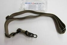 BLUE FORCE GEAR VICKERS ONE PT TACTICAL SLING COBRA RELEASE W/ MASH HOOK SF SEAL