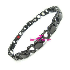 Magnetic Healthy Living Pain Relief Bracelet 4in1 Bio Energy Wristband