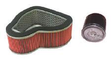 HFA1925  Air Filter & Oil Filter to fit HONDA VTX VTX1300 models 2003 to 2009