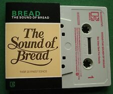 Bread The Sound of Bread inc Make it With You Diary If Cassette Tape - TESTED