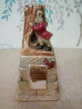 Old pottery figurine lewis carroll alice in wonderland hare unusual