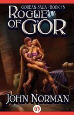 Gorean Saga: Rogue of Gor 15 by John Norman (2014, Paperback)