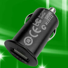Mini Auto Charger For phone  2 Ports USB 1Amp Car Charger Adapter