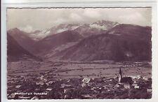Alte Ak UTTENDORF gegen Stubachtal, Bezirk Zell am See im Pinzgau, anno 1954,
