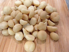 MACADAMIA NUTS HALF & PIECES RAW UNSALTED, 5LBS