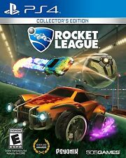 Rocket League Collectors Edition Sony PlayStation 4 PS4 Brand New Factory Sealed