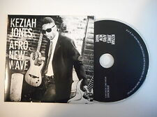KEZIAH JONES : AFRO NEW WAVE [ FRENCH PROMO CD SINGLE PORT GRATUIT ]