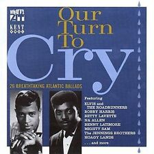 Various Artists-Our Turn To Cry CD NEW