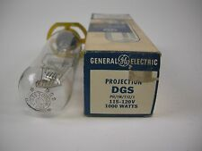 GE Projection Lamps DGS 1000W 115-120V NOS