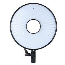 630*LED Ring Photography Studio Video Light Continuous Lighting Warm/White JM23