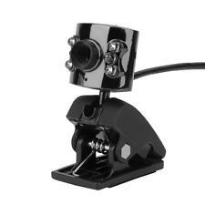 USB 5Mega Pixel 6LED HD Webcam Camera With Microphone Mic For PC Laptop OE
