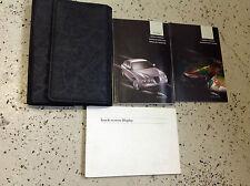 2005 JAGUAR S-TYPE  S TYPE S Factory Owners Manual OEM FACTORY BOOK Set OEM