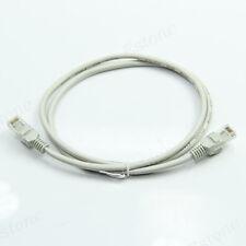 1PC W 3ft 1m Cat5e RJ45 Ethernet Network Lan Internet Cable