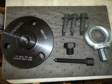 MERCURY VERADO OUTBOARD FLYWHEEL PULLER W / BOLTS AND LIFTING RING 91-895343T02