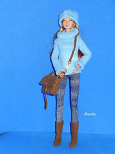 Fashion Royalty Poppy Parker Wonderful REPAINT CORIE BRATTER in CP Italian Style