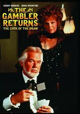 THE GAMBLER RETURNS THE LUCK OF THE DRAW New Sealed DVD Kenny Rogers