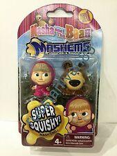 MASHEMS. Masha and the Bear. Russian brand! Super squishy.