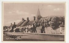Sussex, High Street Mayfield Postcard #2, B142