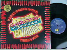 Buckwheat Zydeco -Where There's Smoke...(Cajun Music)  US-1990 Island 842925 cut