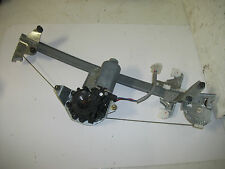 FORD AU BA RIGHTHAND REAR ELECTRIC WINDOW REGULATOR WITH MOTOR,EXC COND