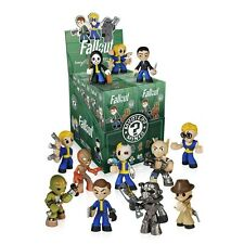 Fallout mystery minis Funko vinyl figures blind boxed lone wanderer Tunnel serpent