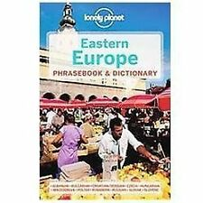 Lonely Planet Eastern Europe Phrasebook by Lonely Planet Paperback Book (English
