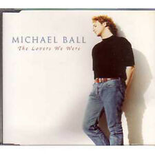 MAXI CD Michael BALL  The lovers we were 3 Tracks eurovision star
