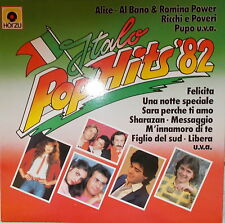 LP  Italo Pop Hits '82 Various ,MINT-,cleaned ,Hörzu Baby Records 1 C 064-78149