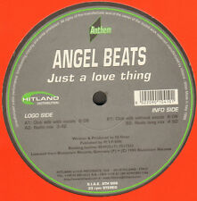 ANGEL BEATS - Just A Love Thing - Anthem