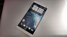 HTC One Max  32GB Silver (Boostmobile) Flashed To Boost Mobile Great Condition
