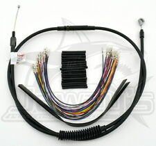 Extended Cable/Wire Kit for 13in. Ape Handlebars Burly B30-1048