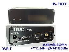 HV-310EH FPV FullHD Video Transmitter, HDMI/ CVBS to DVB-T modulator