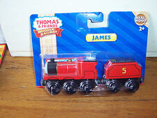 NEW IN BOX Thomas and Friends wooden JAMES