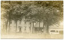 RPPC NY Felts Mills Old Felts Stone Home in the Summer (Beach) Jefferson Co
