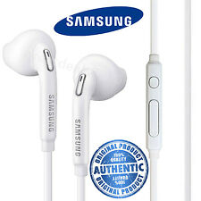 New Genuine Samsung Galaxy S6 Edge Note 4 3 S5 S4 Headphones Earphones Handsfree