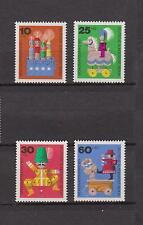 Berlin 1971 postfrisch Nr. 412 - 415 ** Altes Holzspielzeug