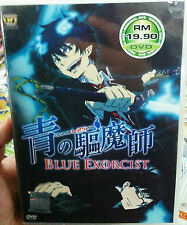 Ao No Blue Exorcist (Chapter 1 - 25 End) ~ 2-DVD ~ English Subtitle~ Japan Anime