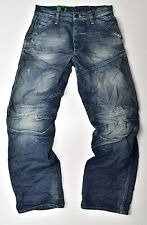 G-STAR RAW-Elwood 5620 3d loose-LOOK VINTAGE JEANS w29 l32 NUOVO!!!