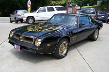 Pontiac: Trans Am 455 4-SPEED MUST SEE VIDEO & 100 PHOTOS A BEAUTY