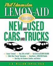 Lemon-Aid New and Used Cars and Trucks 1990-2015, Edmonston, Phil, Good Conditio