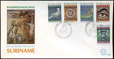 Suriname 1983 Easter FDC First Day Cover #C30249