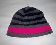 NWT WOMENS TOMMY HILFIGER WINTER HAT/BEANIE~STRIPES