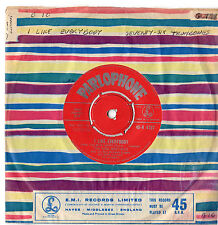 "King Brothers - I Like Everbody / 76 Trombones 7"" Single 1961"