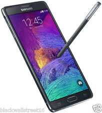 brand new samsung galaxy note 4 black 32gb 3gb ram 16mp camera imported