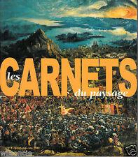 Les Carnets du paysage Numéro 5 (Printemps / Été 2000, Paperback)