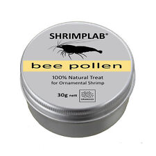 Shrimplab Bee Pollen - Food & Treats for Freshwater Shrimp Crystal Cherry Tiger
